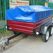 Автомобильные прицепы, от ЗАВОДА производителя, в г.Киев