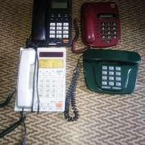 Продаю 4 стационарных телефона, в г.Бишкек