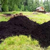Земля Плодородная Сеяная Полевая Торфогрунт Черноз, в Санкт-Петербурге