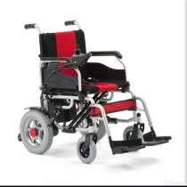 Продам коляску с электроприводом, в Санкт-Петербурге