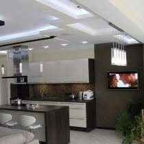 Шикарная однокомнатная квартира в новом доме с дизайнерским, в Самаре