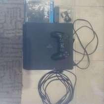 Игровая приставка сони PS4 1 Терабайт памяти, в Раменское