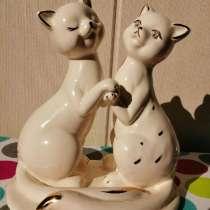 """Статуэтка """"Пара кошек"""", в Ейске"""