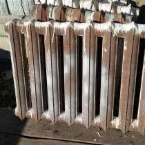 Чугунные радиаторы БУ, в Шелехове