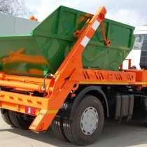 Вывоз мусора, отходов, после ремонта, контейнерами, в Ялте