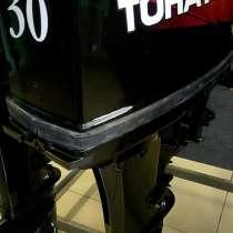 Продам лодочный мотор TOHATSU 30, S, из Японии,2-х тактный, в Владивостоке
