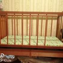 Кроватка детская, в Волжский