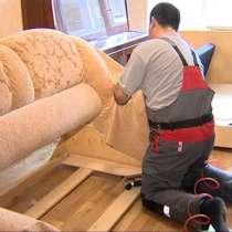 Перетяжка и ремонт мягкой мебели в Красноярске, в Красноярске