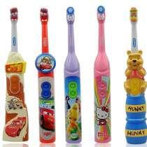 Детские электрические зубные щетки Oral-B, Colgate, в г.Бухарест