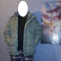 Куртка мужская, зимняя (пуховик), в Дмитрове