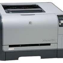 Лазерный принтер HP CP 1515n, в Москве