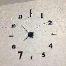 Большие настенные часы, в Покрове