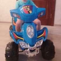 Детский квадроцикл на аккамуляторе, в Хабаровске