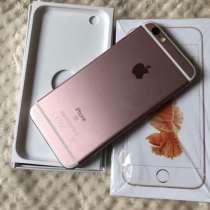 IPhone 6s 32gb rose gold, в Белгороде