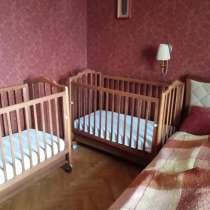 Отдам две детские кроватки Можга, в Москве