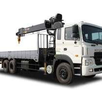 Услуги Бортового авто с КМУ до 15 тонн, в Красноярске