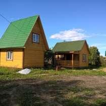 Дом 40 м² на участке 7.4 сот, в Новосибирске