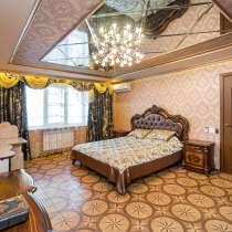 Спальный гарнитур (Кровать -евро, шкаф, комод, 2 тумбочки), в Челябинске