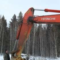 Экскаватор Хитачи, в Екатеринбурге