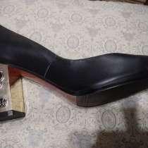 Туфли кожаные, в Магнитогорске