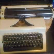 Продаётся раритетная печатная машинка, в Ленинске