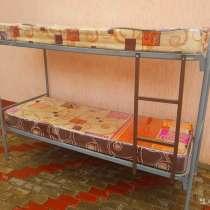 Двухярусная кровать+2 матраса, в Краснодаре