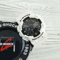 Casio G-Shock GA-110 White-Black New, в г.Кривой Рог