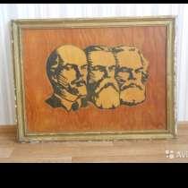 Картина из дерева, в Белгороде