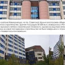 9-этажное административное здание в г. Новокузнецк (Россия), в Новокузнецке