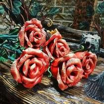 Кованая роза, в Челябинске