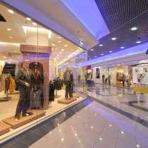 Остекление торговых центров, магазинов и торговых площадок, в Краснодаре