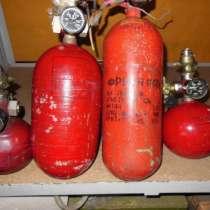 Купим, утилизируем баллоны модули газового пожаротушения, в Москве