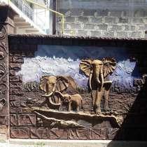 Роспись стен, фасада, Забора, картина, в г.Тбилиси