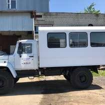 Вахтовый автобус ГАЗ, вахта, в Сургуте