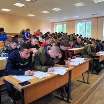 Профотбор для поступающих в вузы МО, МЧС, МВД, в Казани