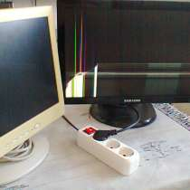 ЖК мониторы Samsung SyncMaster 961bw и iiyama BX3817UT, в Москве