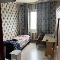 Продаю 4-комнатную квартиру, в г.Бишкек