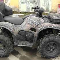 Квадроцикл Yamaha Grizzly 700 (Ямаха Гризли 700), в Екатеринбурге