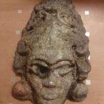 Продам старую вещь в виде головы фараона, в Чите
