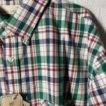 Мужская рубашка новая xxxl, в Москве