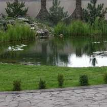 Строим пруды любой конфигурации и размеров от 5 ти дней, в Москве