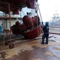 Ремонт судна различной сложности, в Находке