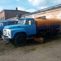 Поливомоечная машина на базе ЗИЛ-130, в г.Киев
