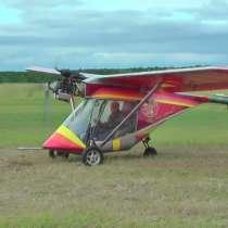 Самолёт ЕР-4, в Ижевске