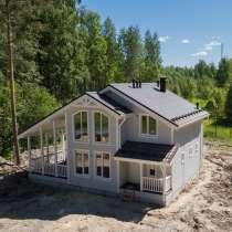 Строительство домов, дач с коммуникациями и отделкой, в Дмитрове