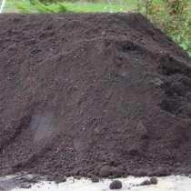 Земля плодородная, чернозем, грунт, в Анапе