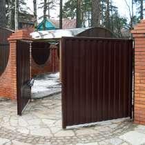 Установка электрооборудования для распашных ворот, в г.Алматы