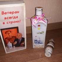 Бутылка-штоф музыкальная, в г.Запорожье