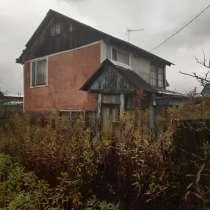 Продажа участка с домом, в Москве