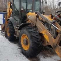 Продам экскаватор погрузчик JCB-3CX super,2012 г/в, равнокол, в Самаре